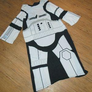 Star Wars Storm Trooper Snuggie Size OS